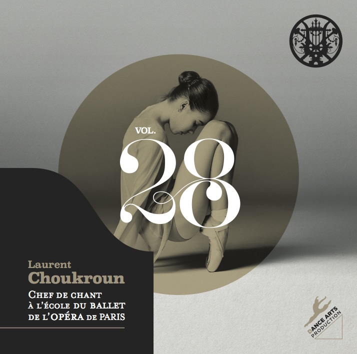 cd vol 28 Laurent Choukroun