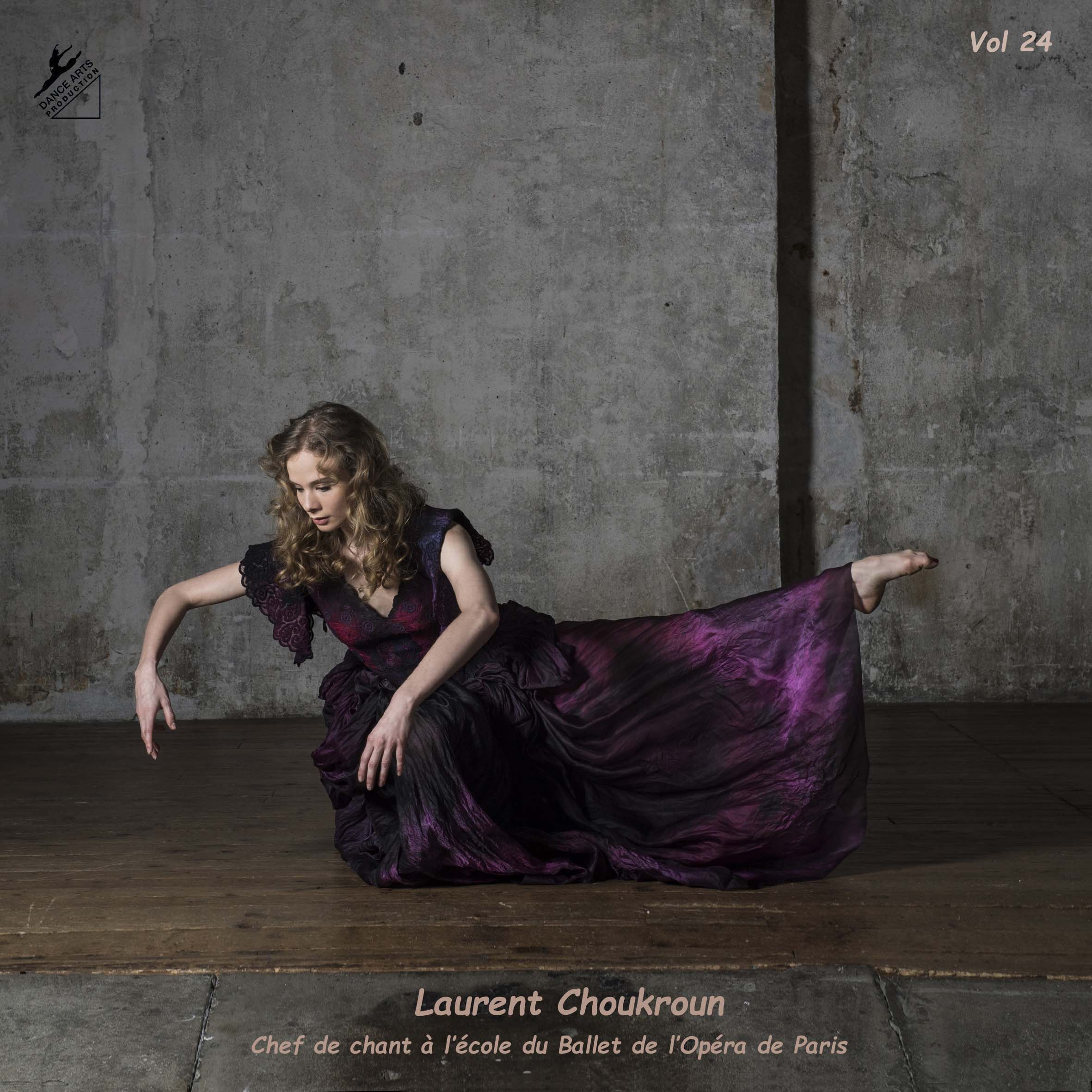 Nouveau cd vol 24 Laurent Choukroun