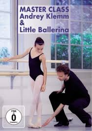 little ballerine with ANDREY KLEMM